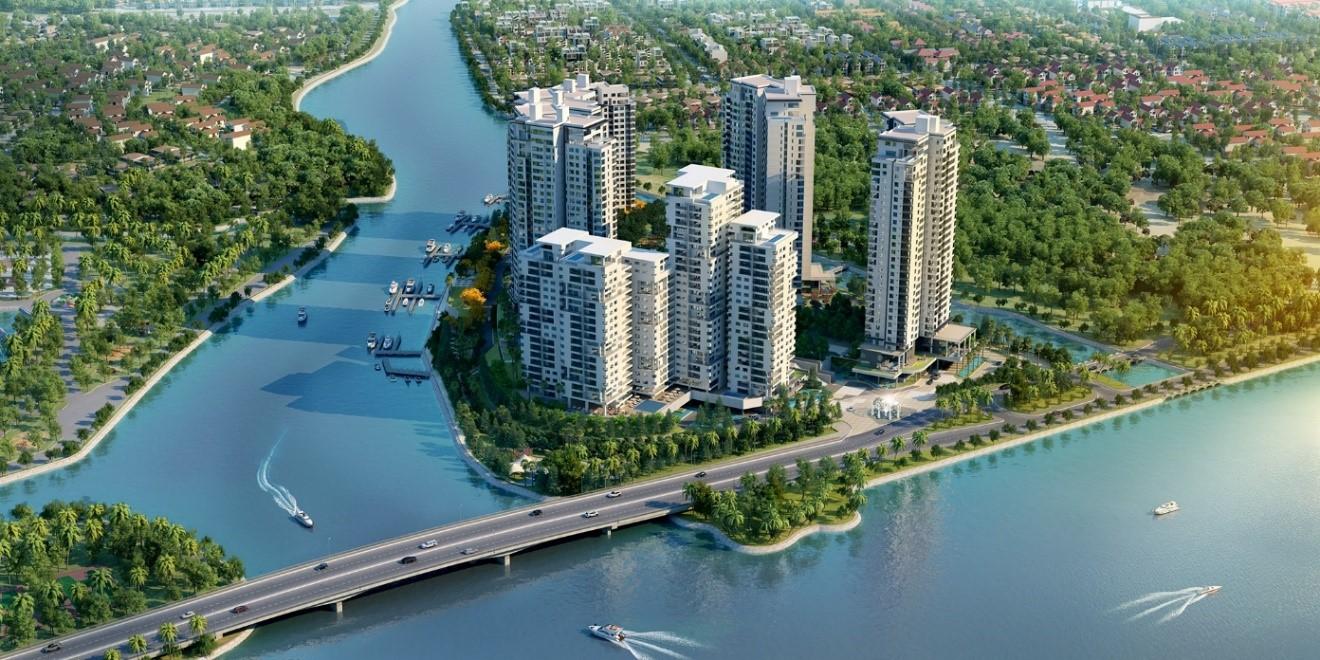 Dự án Diamon Island - Hòn đảo xanh trong lòng Thành Phố Hồ Chí Minh